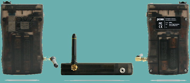 Zaon xrx mx1090 powerflarm tcas portable francais for Cabine stub di stub